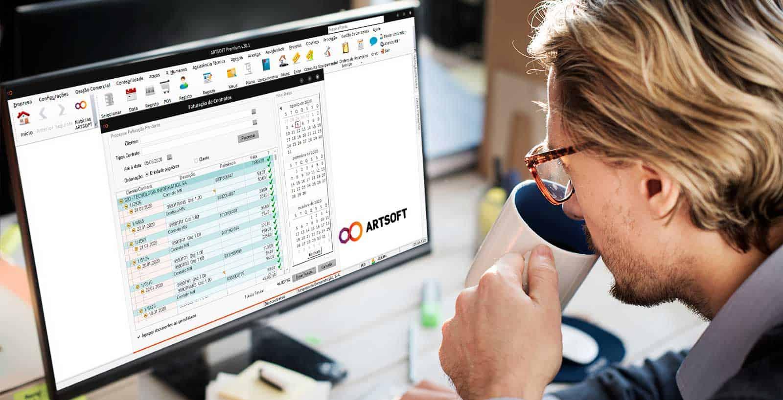 Software para Empresas de Serviços