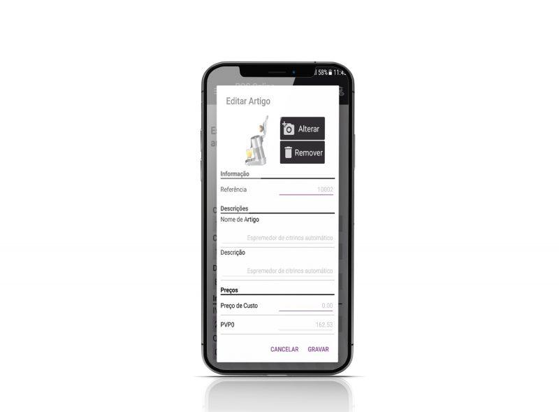POS Aplicacao Empresarial Android ARTSOFT