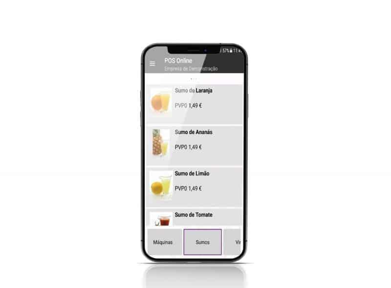 POS Aplicacao Mobile Android ARTSOFT