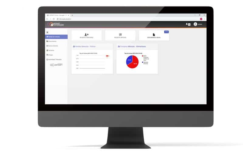 Faturacao Online Certificada Software Gestao ARTSOFT