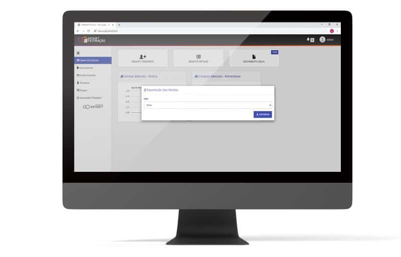 Faturacao Online Web ERP ARTSOFT