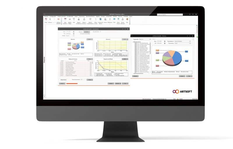 Assiduidade Software Gestao ARTSOFT