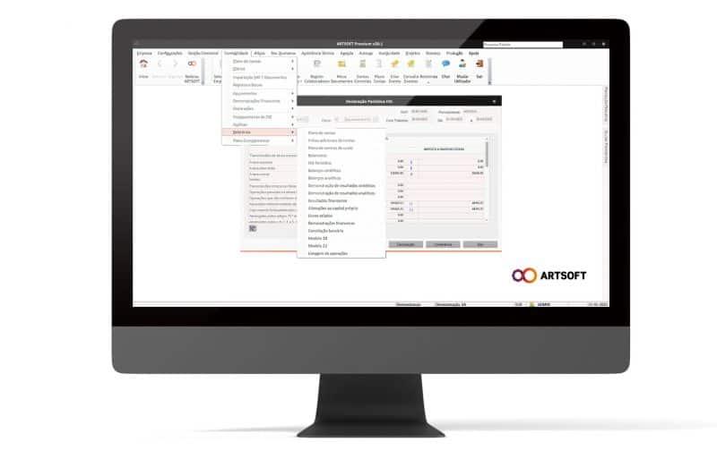 Contabilidade Software Gestao ARTSOFT