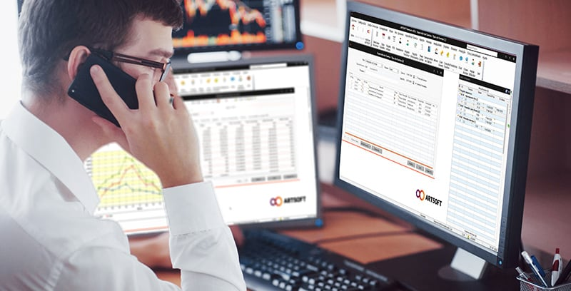 Software para gestão ERP empresarial
