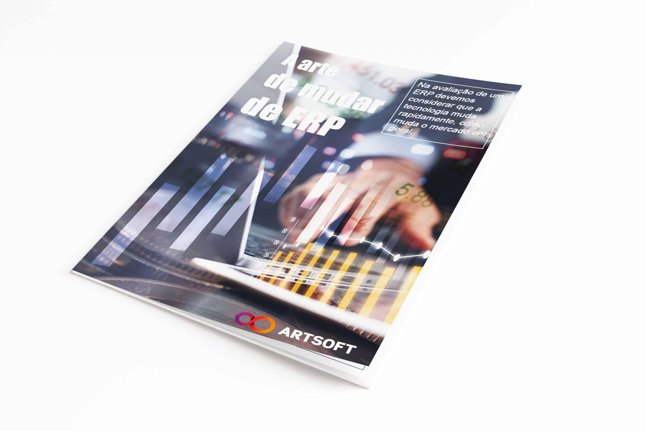 e-Book A ART de Mudar de ERP