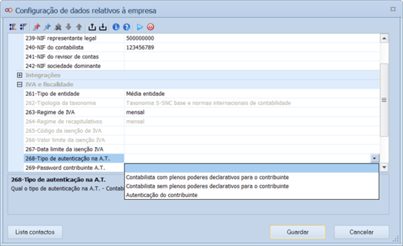 Tutorial Declaracao Periodica 2 ARTSOFT