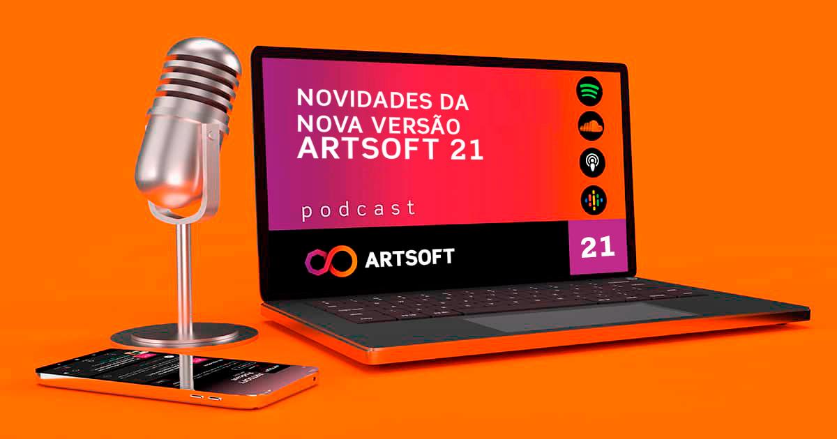 Novidades da nova versão do ARTSOFT - v21