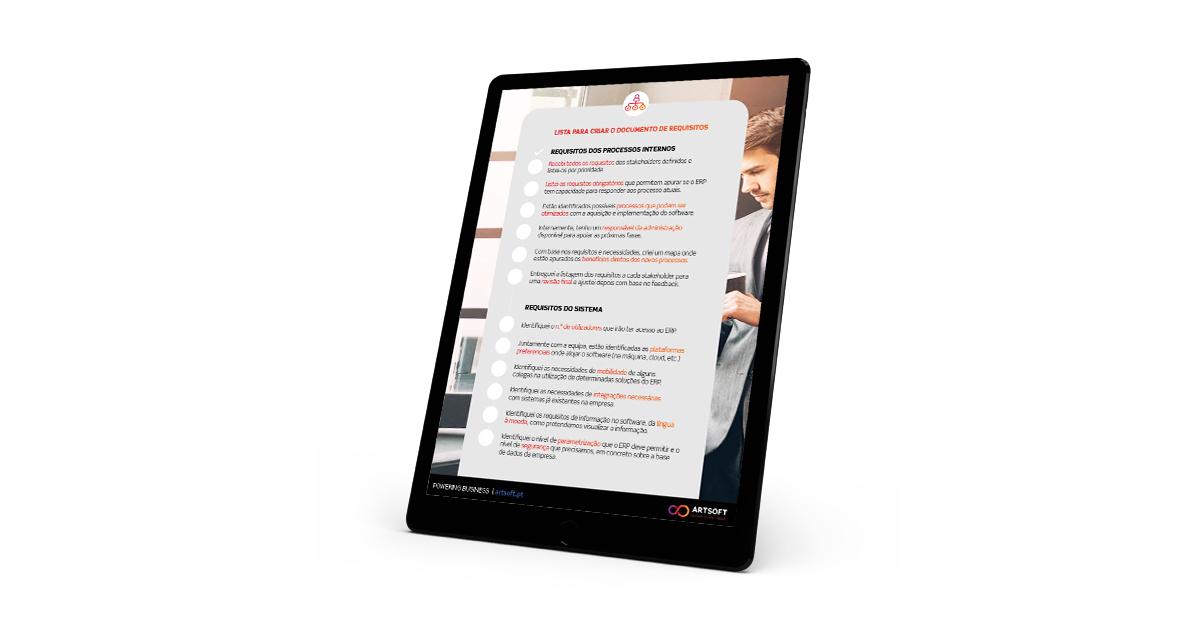 ERP Software - Guia do Comprador
