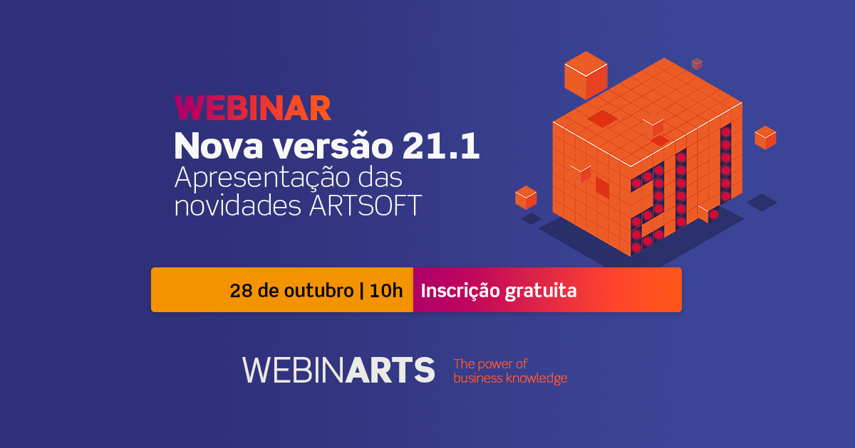 Webinar ARTSOFT 21.1